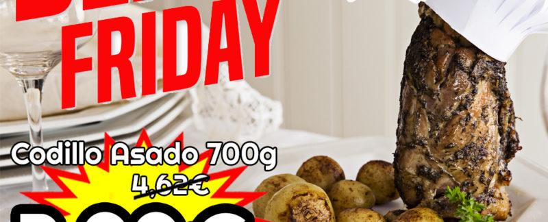 Aprovecha nuestras ofertas en el Black Friday con Icarben. Codillo asado al horno listo para comer tras 8 minutos en el microondas : Videos de Recetas: https://www.icarben.com/.../174-comprar-codillo-asado.html https://www.icarben.com/blog/codillo/ Oferta LIMITADA A FIN DE EXISTENCIAS. Carne mechada a 4,99€ la pieza de 600g https://www.icarben.com/.../89-donde-comprar-carne... Somos fabricantes desde 1979.