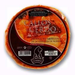 CALLOS DE CERDO 500 GR APROX