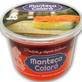 MANTECA COLORA 500 GR