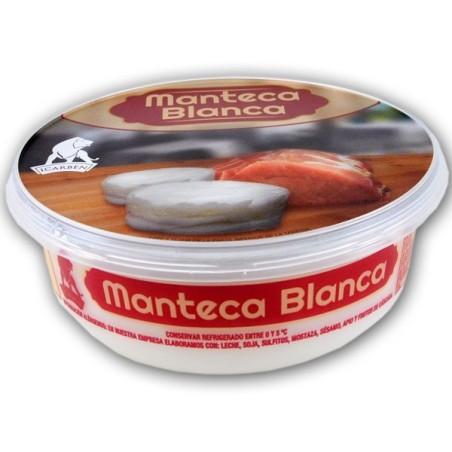 MANTECA BLANCA 250 GR