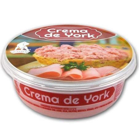 CREMA DE YORK 250 GR